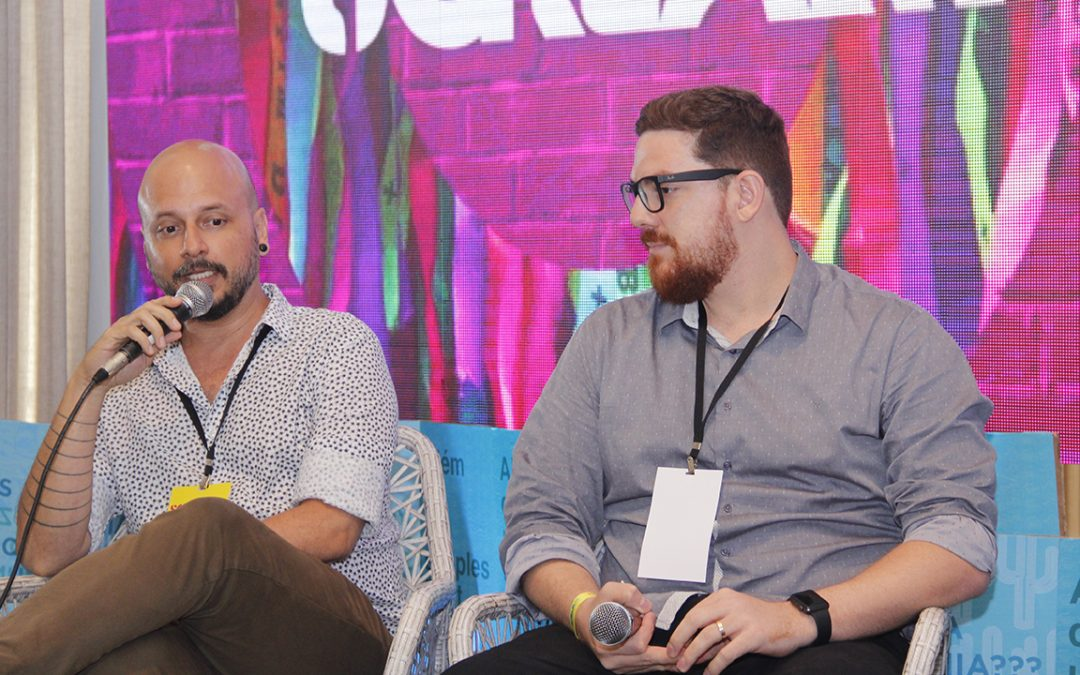 Scream Festival inicia segundo dia no Fera Palace Hotel com debate sobre o universo do e-sports